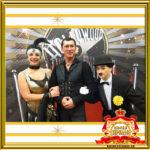 Заказать двойника Лайзы Минелли и Чарли Чаплина на праздник в Москве