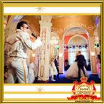 Двойник Элвиса Пресли на свадьбу в Москве