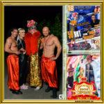 Двойник Верки Сердючки шоу на День Города фото с гостями