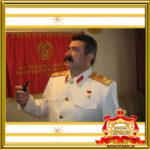 Двойник Сталина на праздник в Москве