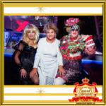Двойник Верки Сердючки и Двойник Ирины Аллегровой на празднике фото ресторан Корстон Москва