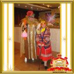 Пародист Сердючки на свадьбу