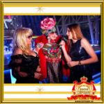 Двойник Верки Сердючки и Двойник Ирины Аллегровой поздравление с праздником ресторан Корстон Москва
