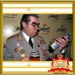 Двойник Брежнева в Москве