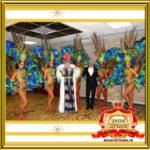 Двойник Сердючки на праздник в Москве - пародия на Верку Сердючку