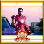 Двойник Железного человека на Вечеринке Супергероев