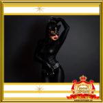 Женщина-кошка в Москве на Вечеринке Супергероев
