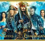 Пиратская вечеринка <br>с Капитаном Джеком Воробьем!