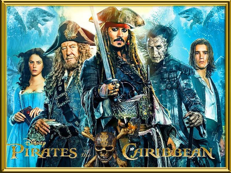 Пиратская вечеринка с Капитаном Джеком Воробьем - Фото