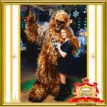 Чубакка Звёздные войны в Москве фото