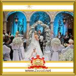 Свадьба в стиле «Зимней сказки» - Лучшие шоу программы на свадьбу