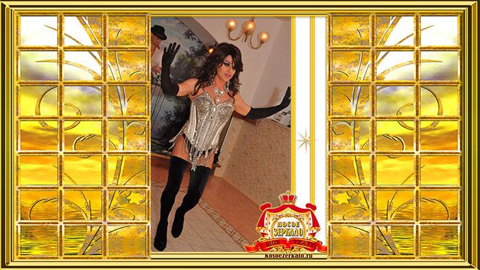 Двойник Ани Лорак в клубе - Вечеринка в ночном клубе