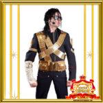 Двойник Майкла Джексона в видеоклипе