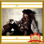 Лучший двойник капитана Джека Воробья в музыкальном видеоклипе фото