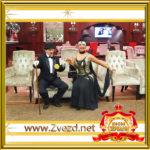 Двойник Лайзы Минелли и двойник Чарли Чаплина встреча гостей праздник фотозона