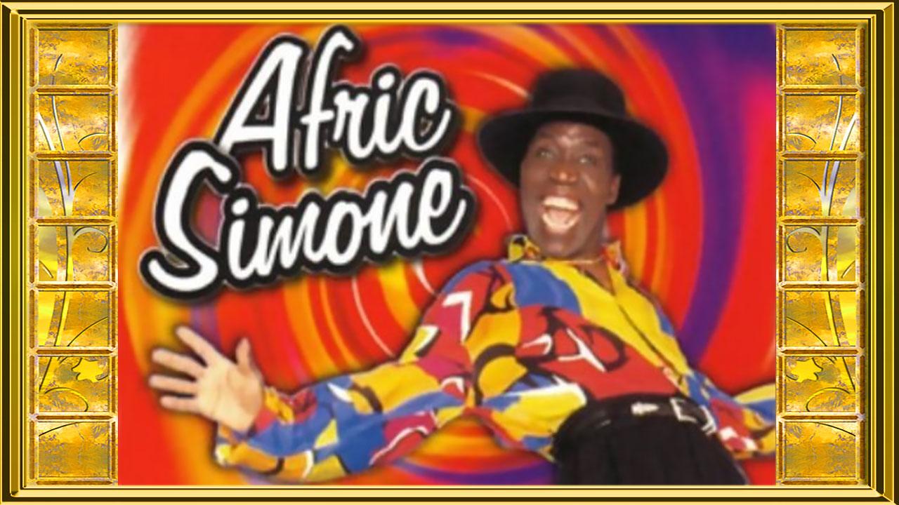 Двойник Африка Симона -Видео