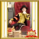 Двойник Майкла Джексона в Москве
