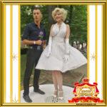 Двойник Мэрилин Монро на свадьбу юбилей корпоратив и Новый год Москва