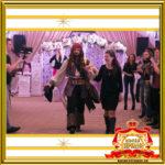 Двойник капитана Джека Воробья на свадьбу юбилей корпоратив и Новый год